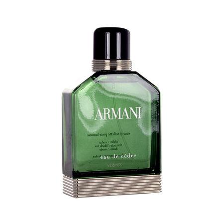 Giorgio Armani Eau de Cedre toaletní voda 100 ml Tester pro muže