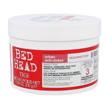Tigi Bed Head Resurrection maska pro poškozené a křehké vlasy 200 g pro ženy