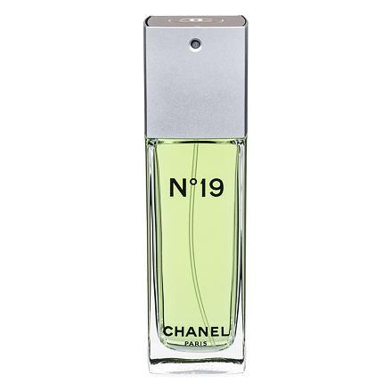 Chanel No. 19 toaletní voda 100 ml pro ženy