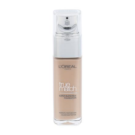L´Oréal Paris True Match sjednocující make-up 30 ml odstín R2-C2 Rose Vanilla pro ženy