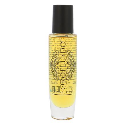 Orofluido Original Elixir olej na vlasy na všechny typy vlasů 25 ml pro ženy
