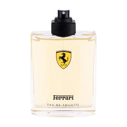 Ferrari Scuderia Ferrari Red toaletní voda 125 ml Tester pro muže