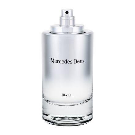 Mercedes-Benz Mercedes-Benz Silver toaletní voda 120 ml Tester pro muže