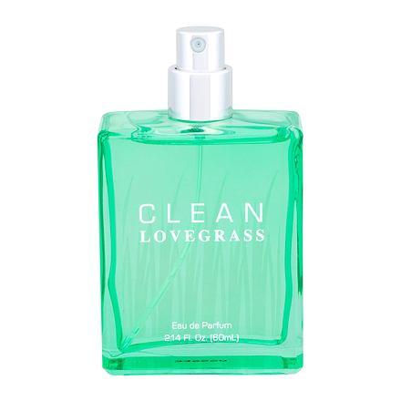 Clean Lovegrass parfémovaná voda 60 ml Tester unisex