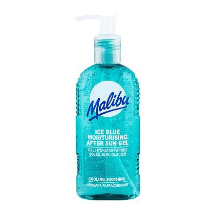 Malibu After Sun Ice Blue hydratační gel po opalování 200 ml unisex