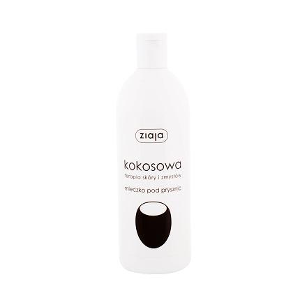 Ziaja Coconut krémové sprchové mýdlo 500 ml pro ženy
