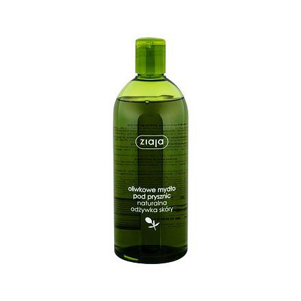 Ziaja Natural Olive olivový sprchový gel 500 ml pro ženy