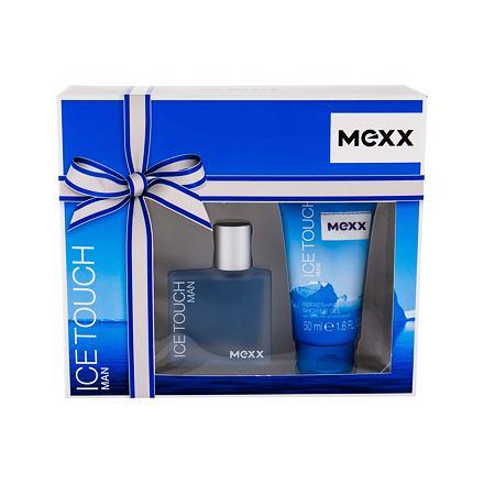 Mexx Ice Touch Man 2014 sada toaletní voda 30 ml + sprchový gel 50 ml pro muže