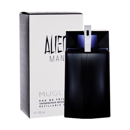 Thierry Mugler Alien Man toaletní voda naplnitelný 100 ml pro muže