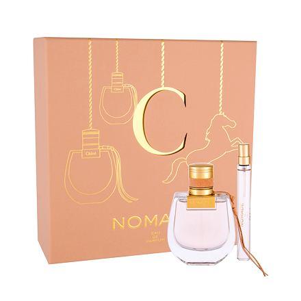 Chloé Nomade sada parfémovaná voda 50 ml + parfémovaná voda 10 ml pro ženy