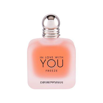 Giorgio Armani Emporio Armani In Love With You Freeze parfémovaná voda 100 ml pro ženy