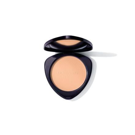 Dr. Hauschka Compact Powder jemný kompaktní pudr 8 g odstín 03 Nutmeg pro ženy