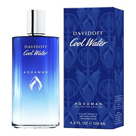 Davidoff Cool Water Aquaman toaletní voda 125 ml pro muže