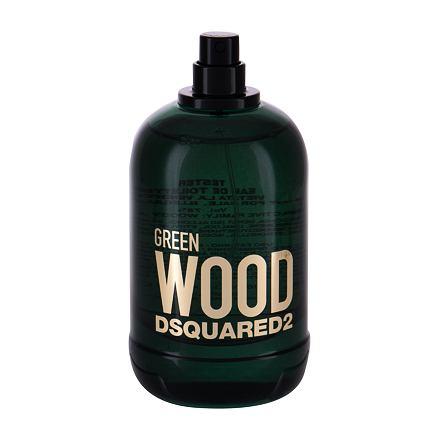 Dsquared2 Green Wood toaletní voda 100 ml Tester pro muže
