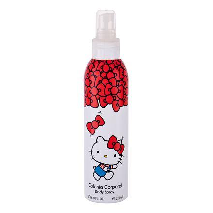 Hello Kitty Hello Kitty tělový sprej 200 ml pro děti
