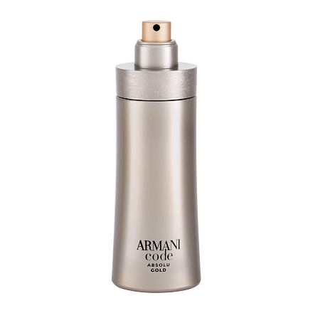 Giorgio Armani Code Absolu Gold parfémovaná voda 60 ml Tester pro muže