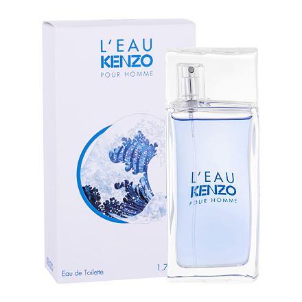 KENZO L´Eau Kenzo Pour Homme toaletní voda 50 ml pro muže