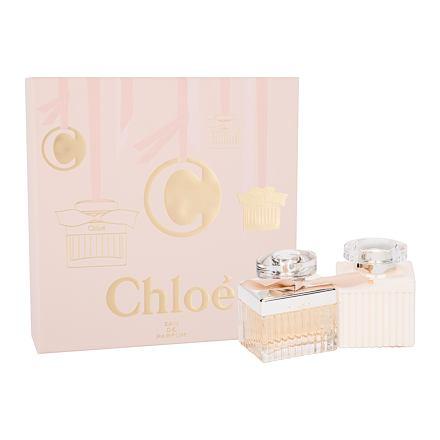 Chloé Chloé sada parfémovaná voda 50 ml + tělové mléko 100 ml pro ženy