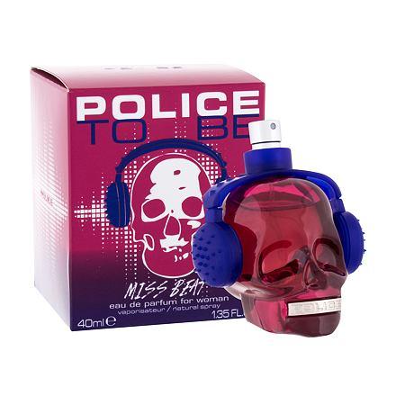 Police To Be Miss Beat parfémovaná voda 40 ml pro ženy