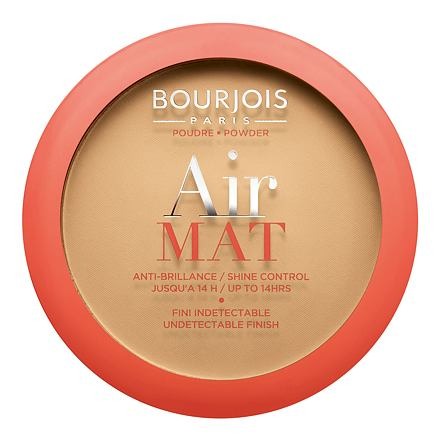 BOURJOIS Paris Air Mat kompaktní matující pudr 10 g odstín 04 Light Bronze