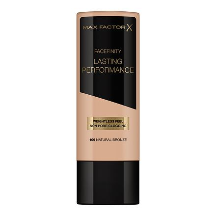 Max Factor Lasting Performance jemný tekutý make-up 35 ml odstín 109 Natural Bronze pro ženy