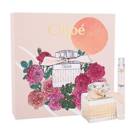 Chloé Chloé sada parfémovaná voda 50 ml + parfémovaná voda 10 ml pro ženy