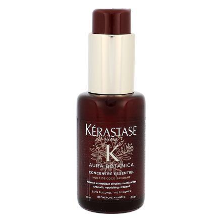 Kérastase Aura Botanica Concentré Essentiel aromatický olej pro oživení mdlých vlasů 50 ml pro ženy