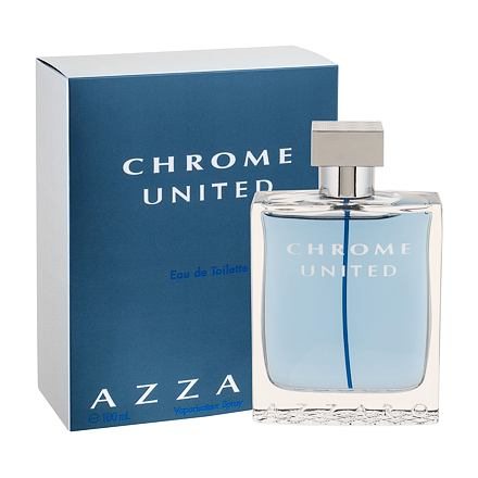 Azzaro Chrome United toaletní voda 100 ml pro muže