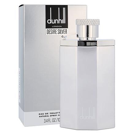 Dunhill Desire Silver toaletní voda 100 ml pro muže