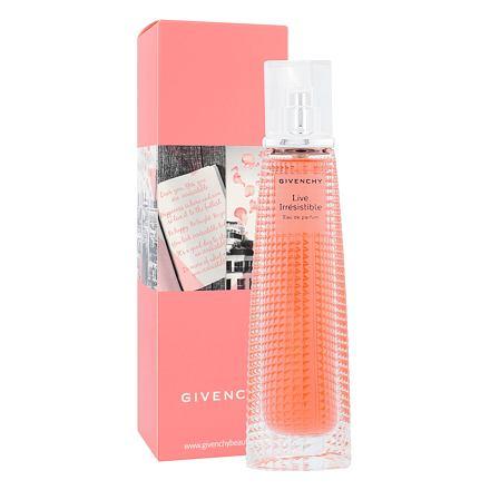 Givenchy Live Irrésistible parfémovaná voda 75 ml pro ženy
