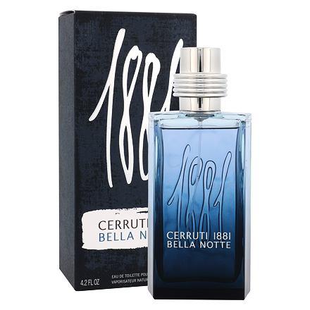 Nino Cerruti 1881 Bella Notte toaletní voda 125 ml pro muže