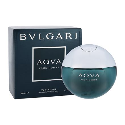 Bvlgari Aqva Pour Homme toaletní voda 50 ml pro muže