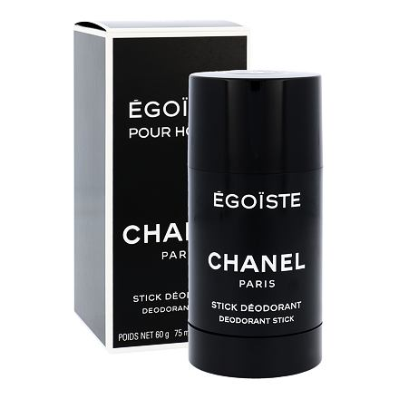 Chanel Égoïste Pour Homme deostick bez obsahu hliníku 75 ml pro muže