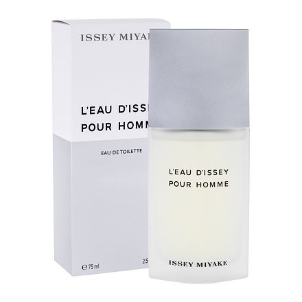 Issey Miyake L´Eau D´Issey Pour Homme toaletní voda 75 ml pro muže