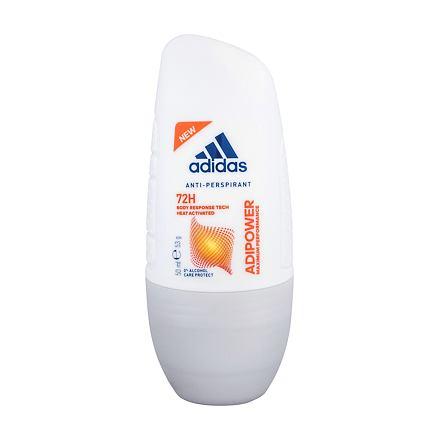 Adidas AdiPower antiperspirant roll-on 50 ml pro ženy
