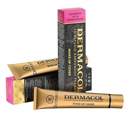 Dermacol Make-Up Cover SPF30 voděodolný extrémně krycí make-up 30 g odstín 213 pro ženy