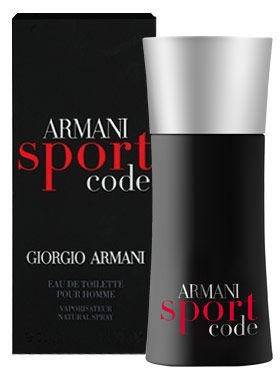 Giorgio Armani Armani Code Sport toaletní voda 50 ml Tester pro muže