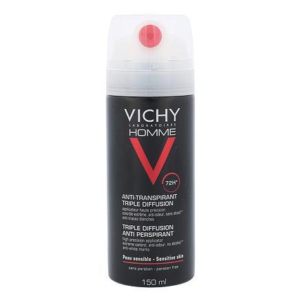 Vichy Homme Triple Diffusion antiperspirant bez alkoholu 150 ml pro muže
