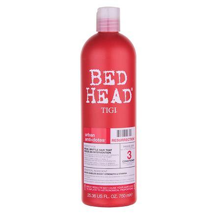 Tigi Bed Head Resurrection kondicionér pro velmi oslabené vlasy 750 ml pro ženy
