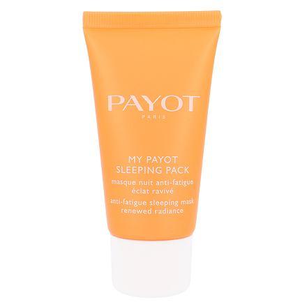 PAYOT My Payot Sleeping Pack noční pleťová maska pro rozjasnění 50 ml pro ženy