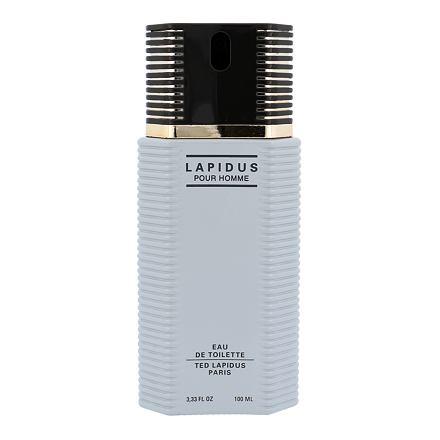 Ted Lapidus Lapidus Pour Homme toaletní voda 100 ml pro muže