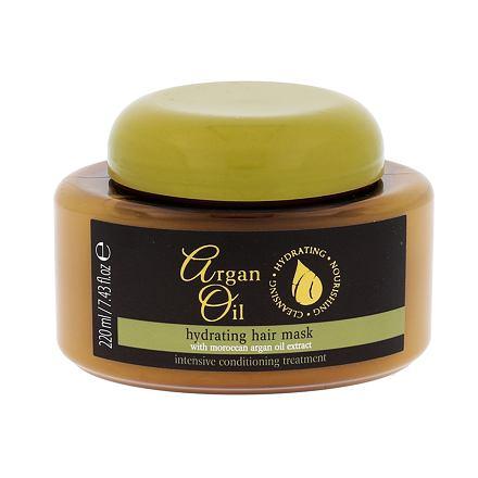 Xpel Argan Oil vyživující maska na vlasy 220 ml pro ženy