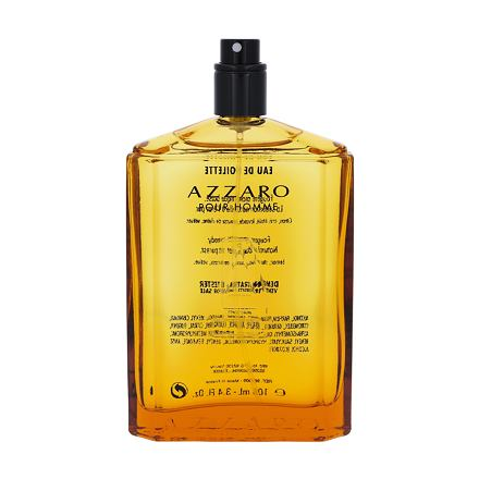 Azzaro Azzaro Pour Homme toaletní voda naplnitelný 100 ml Tester pro muže