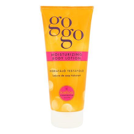 Kallos Cosmetics Gogo hydratační tělové mléko 200 ml pro ženy