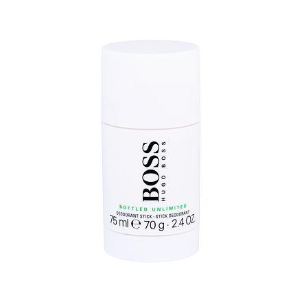 HUGO BOSS Boss Bottled Unlimited deostick 75 ml pro muže