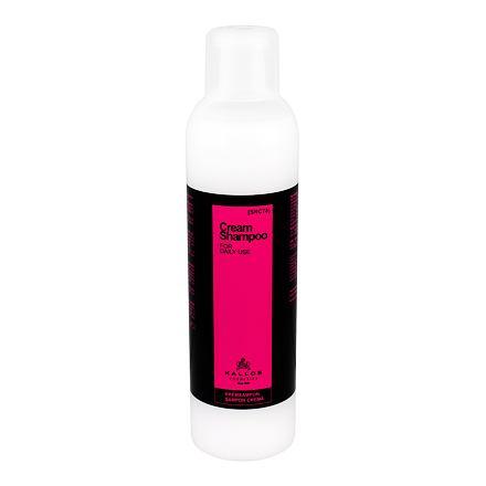 Kallos Cosmetics Cream šampon pro všechny typy vlasů 700 ml pro ženy