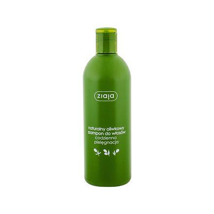 Ziaja Natural Olive šampon pro všechny typy vlasů 400 ml pro ženy