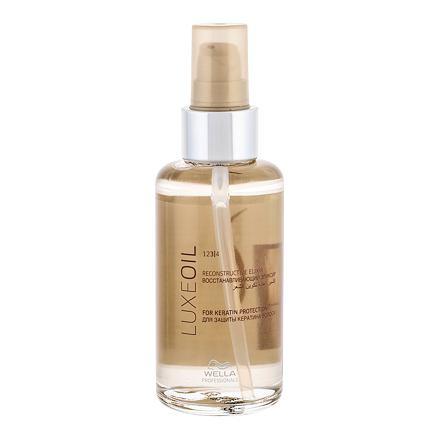 Wella SP Luxeoil Reconstructive Elixir sérum na vlasy s keratinem 100 ml pro ženy