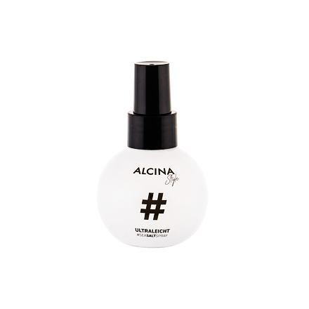 ALCINA #Alcina Style Extra-Light Sea Salt Spray ultra lehký sprej s mořskou solí 100 ml pro ženy