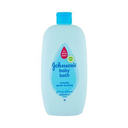 Johnson´s Baby jemná pěna do koupele pro citlivou dětskou pokožku 500 ml pro děti